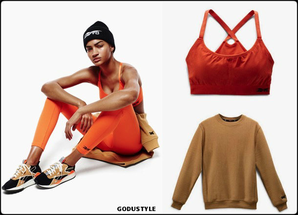 reebok, victoria beckham, fashion, sporty chic, collection, shopping, look, style, details, moda, sportwear, collection