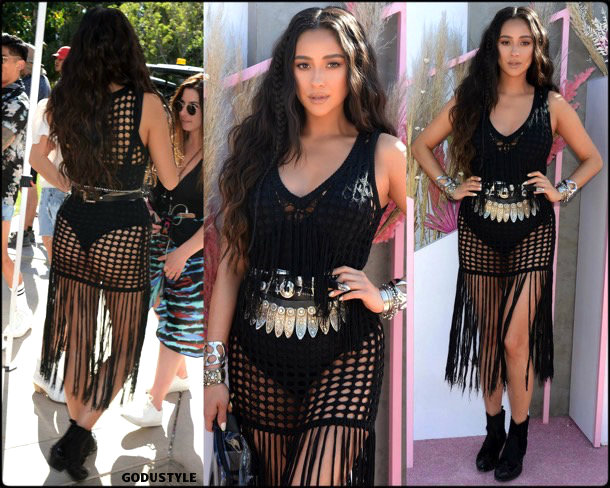 shay mitchell, coachella, 2019, fashion, look, style, details, influencer, outfit, inspiration, shopping, trends, moda, beauty