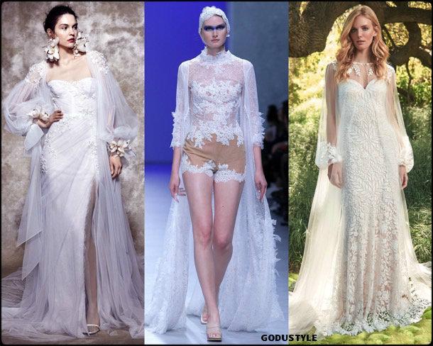 coats, bridal, spring 2020, trends, novias, verano, 2020, tendencias, look, style, details, wedding dress, vestidos boda