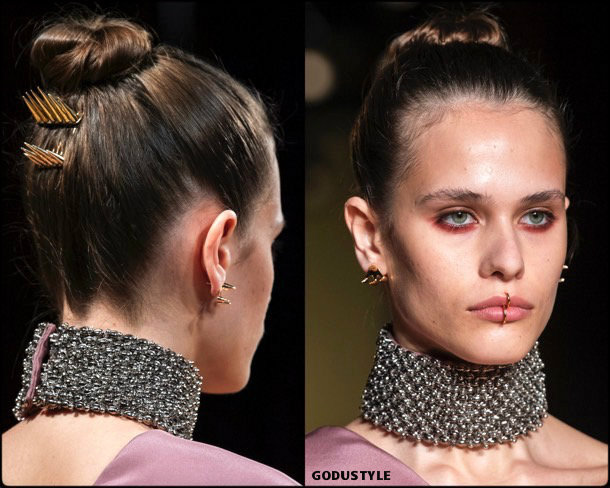 antonio grimaldi, fashion, beauty, look, couture, fall 2019, style, details, makeup, hair, trends, belleza, moda, otoño 2019, tendencias