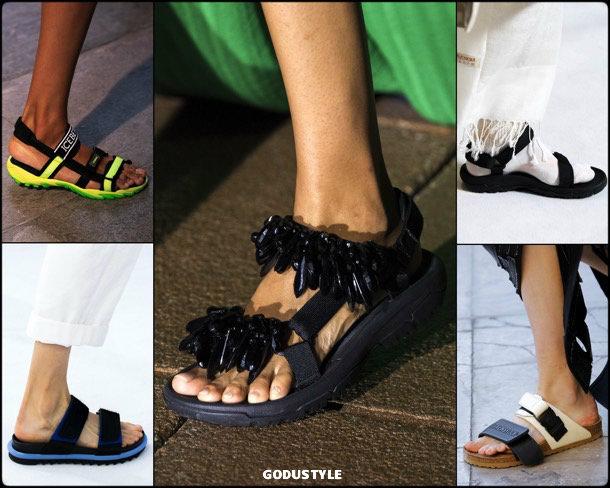 chunky sandals, shoes, summer 2019, sandalias planas, zapatos, verano 2019, trends, tendencias, zapatos moda, fashion shoes