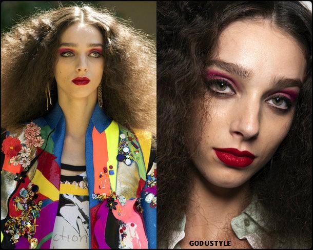 rvdk, fashion, beauty, look, couture, fall 2019, style, details, makeup, hair, trends, belleza, moda, otoño 2019, tendencias
