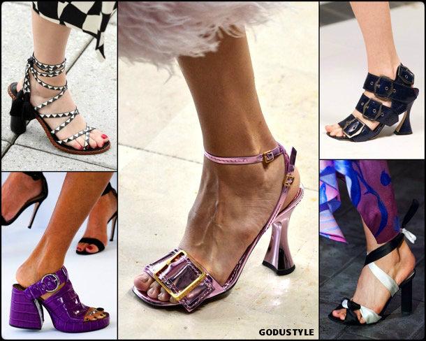 sculptural heels, shoes, summer 2019, tacones esculturales, zapatos, verano 2019, trends, tendencias, zapatos moda, fashion shoes