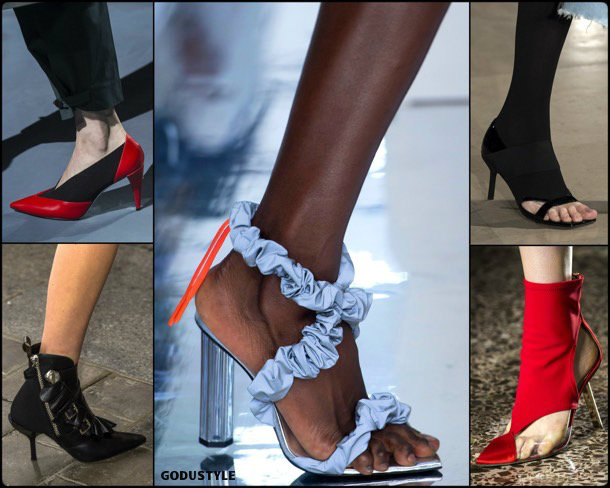 sporty, neopreno, shoes, summer 2019, zapatos, verano 2019, trends, tendencias, zapatos moda, fashion shoes, runway