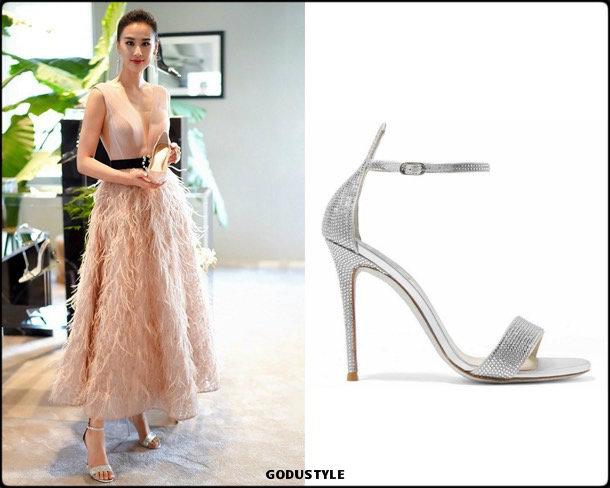 eva huang, rene caovilla, fashion, shoes, fall 2019, look, style, details, mfw, luxury, italy, design, shopping, zapatos, moda, otoño 2019
