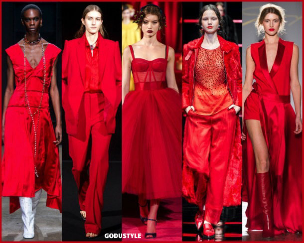 chili pepper, fashion, color, fall 2019, winter 2020, trend, look, style, details, colores, moda, otoño 2019, invierno 2020, tendencias, pantone