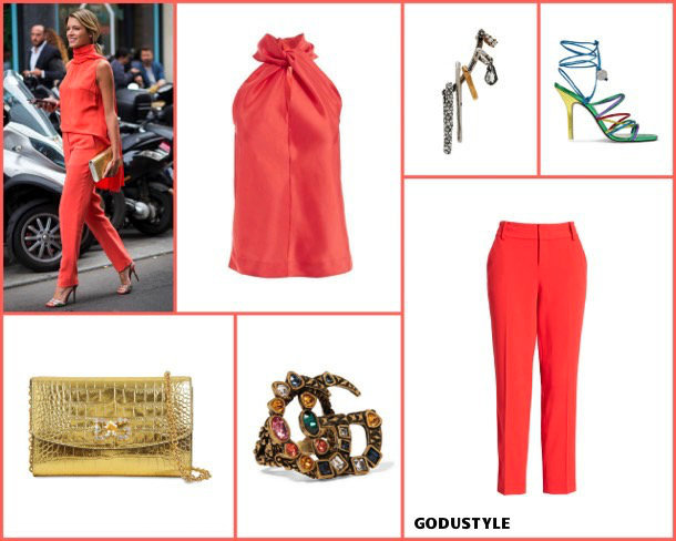 helena bordon, living coral, color, pantone, 2019, fashion, look, street style, shopping, details, trend, moda, outfit, tendencia