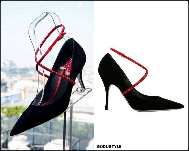 pumps, rene caovilla, fashion, shoes, fall 2019, look, style, details, mfw, luxury, italy, design, shopping, zapatos, moda, otoño 2019