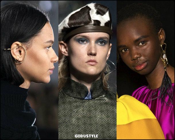 twisted earrings, jewelry, trends, fall 2019, winter 2020, fashion, look, style, details, joyas, tendencias, otoño 2019, invierno 2020, moda, design