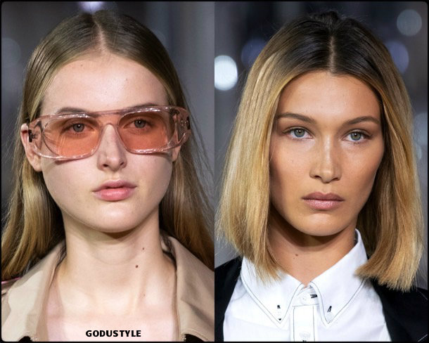 burberry, accessories, spring 2020, lfw, look, style, details, beauty, jewelry, verano 2020, review, moda, accesorios, trend, tendencias