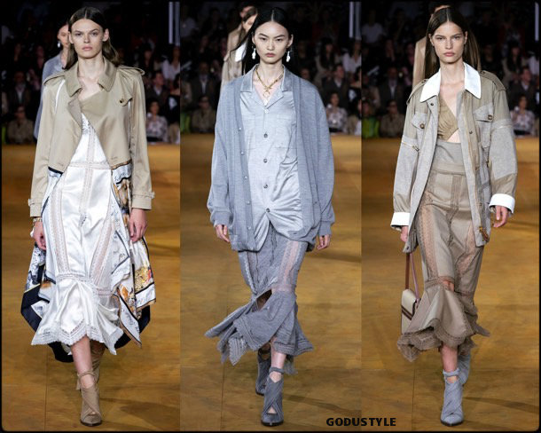 burberry, spring 2020, lfw, look, style, details, shoes, beauty, jewelry, verano 2020, review, moda, accessories, review, repaso, outfit
