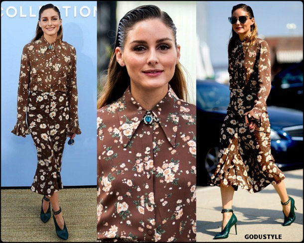 olivia palermo, nyfw, spring 2020, fashion shows, look, front row, streetstyle, style, details, shopping, michael kors, outfit