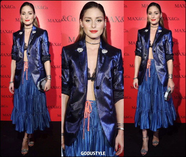 olivia-palermo-max-co-party-fashion-show-spring-2020-mfw-look-style-details-godustyle