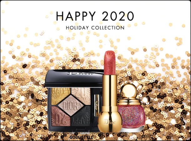 dior, makeup, holiday 2019, collection, happy 2020, maquillaje, shopping, look, style, details, party, beauty look, moda, belleza