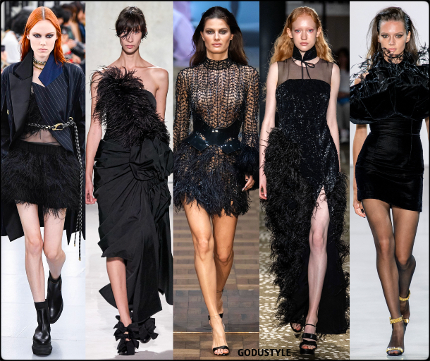 fashion, feathers, spring 2020, trends, look, style, details, moda, plumas, outfit, tendencias, verano 2020, design, diseño, runway, accessories