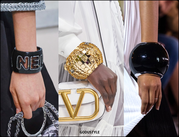 cuff, bracelets, fashion, jewelry, spring, summer, 2020, trends, look, style, details, moda, joyas, primavera, verano, tendencias, brazalete, pulsera