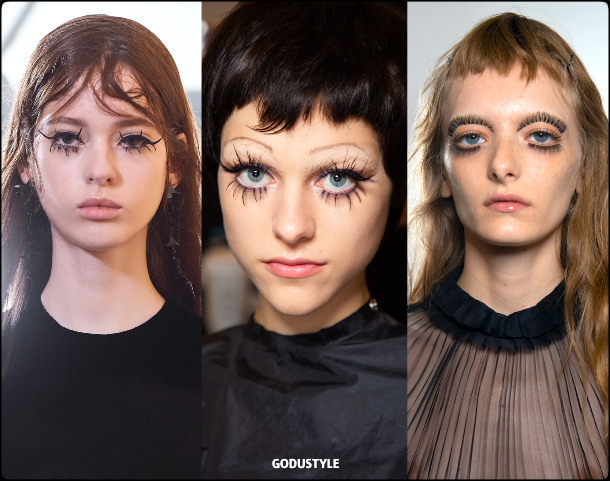 false-eyelashes-best-makeup-spring-summer-2020-trend-look-style-details-maquillaje-verano-2020-tendencias-godustyle