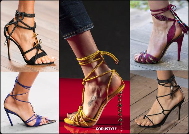 shoes, lace-up, sandals, spring, summer, 2020, fashion, trends, look, style, details, moda, zapatos, tendencias, primavera, verano, zapatos, sandalias