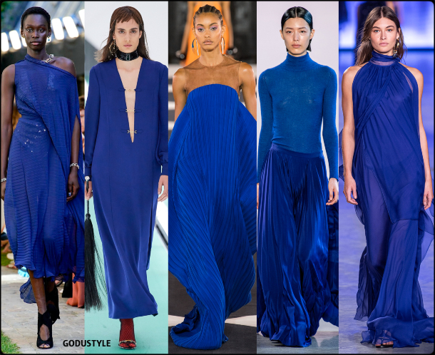 classic blue, azul, fashion, color, spring, summer, 2020, color, trend, look, style, details, moda, verano, primavera, tendencia, pantone