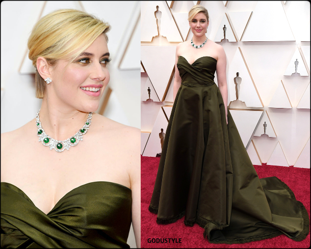 greta-gerwigs-oscar-2020-fashion-look-style-details-red-carpet-moda-celebrities-godustyle