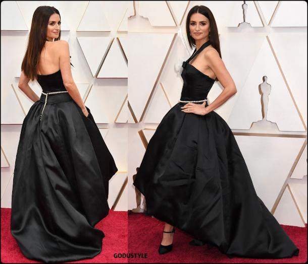 penelope cruz, oscars, 2020, red carpet, 2020, look, style, beauty, details, jewelry, accessories, moda, alfombra roja, oscar, belleza, joyas