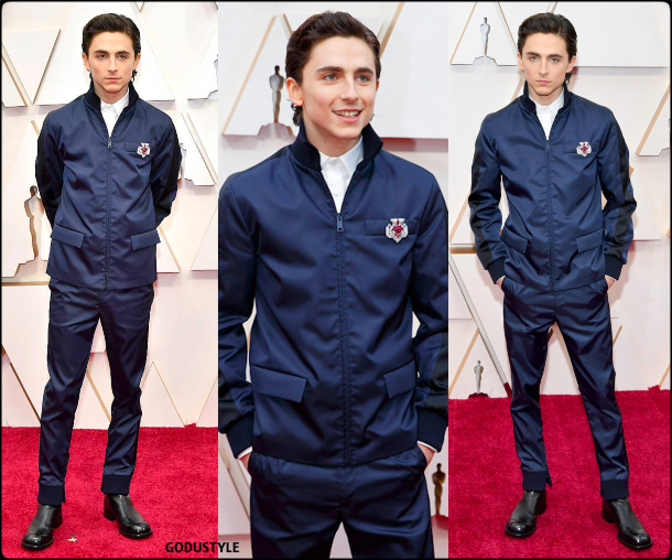 timothee chalamet, oscars, 2020, red carpet, 2020, look, style, beauty, details, jewelry, accessories, moda, alfombra roja, oscar, belleza, joyas