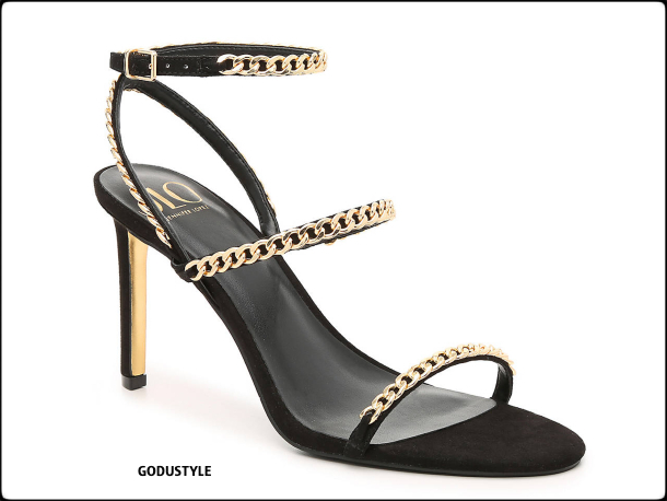 fashion,chain, sandal, jlo, jennifer lopez, dsw, jlo x dsw, shoes, spring, summer, 2020, collection, shopping, trend, look, style, details, moda, zapato, tendencia