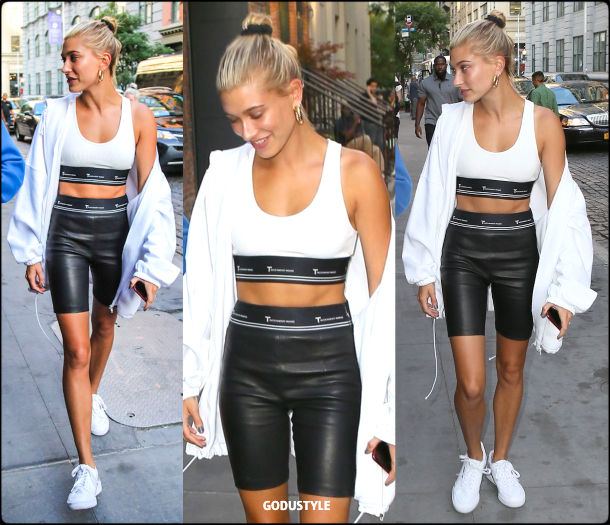 hailey-baldwin-bra-tops-spring-summeer-2020-trend-bralette-look-style-details-shopping-godustyle