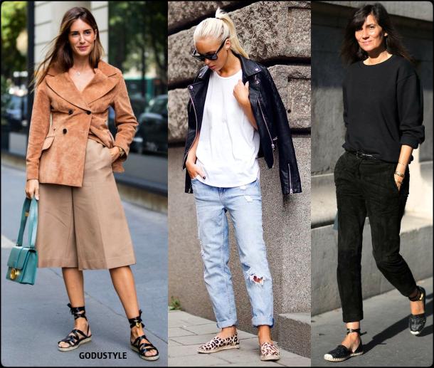 espadrilles, alpargatas, spring, summer, 2020, fashion, emmanuelle alt, shoes, trend, look, style, details, shopping, street style, moda, zapatos, tendencia, verano