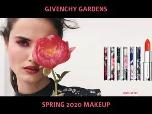 givenchy, gardens, spring, summer, 2020, makeup, collection, look, style, details, shopping, beauty, maquillaje, primavera, verano
