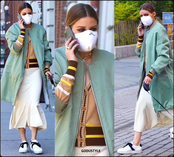 fashion, olivia palero, face mask, mascarilla, covid-19, coronavirus, máscara facial, accessories, trend, 2020, 2021, look, style, details, shopping, moda, accesorios, street style