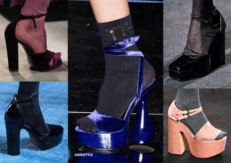 Zapatos De Tendencia Moda Invierno 2020 2021 Godustyle