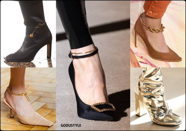 shoes, jewelry, fall, winter, 2020, 2021, fashion, trends, look, style, details, fashion weeks, designer, zapatos, joya, moda, tendencias