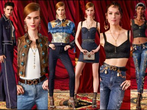 dolce gabbana, generation, z, capsule, collection, 2020, fashion, denim, trend, look, style, details, shopping, outfit, inspiration, moda, jeans
