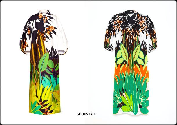 fashion, tropical, valentino, zara, jungle, flower, print, spring, summer, 2020, trend, look, street, style, details, shopping, vestidos, moda, tendencia, verano