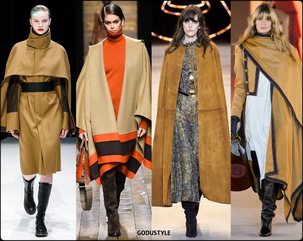 fashion, capes, poncho, fall, winter, 2020, 2021, trend, look, style, details, moda, tendencias, otoño, invierno, capas, prendas de abrigo