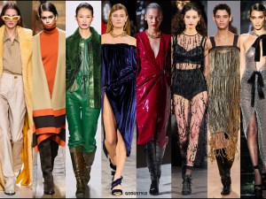 fashion, fringe, silver, fall, winter, 2020, 2021, trend, velvet, latex, leather, shearling, gold, lengerie, athleisure, maxi, coat, look, style, details, moda, tendencias, otoño, invierno