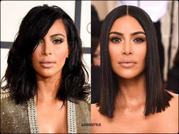 kim kardashian, wavy bob, straight bob, fashion, bob, hairstyle, fall, 2020, winter, 2021, hair, trend, beauty, look, style, details, moda, tendencia, peinado, corte pelo
