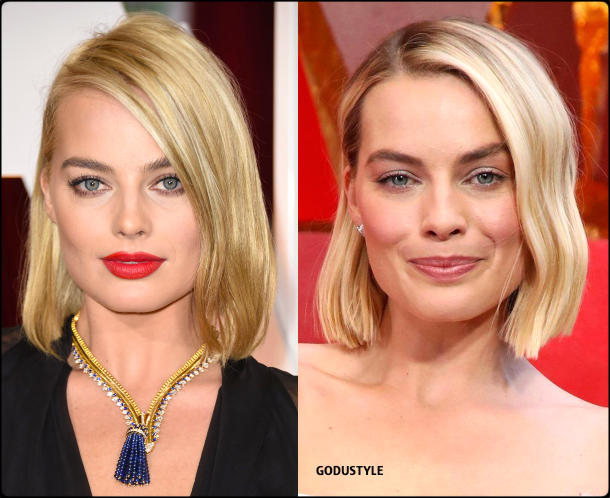 margot robbie, wavy bob, straight bob, fashion, bob, hairstyle, fall, 2020, winter, 2021, hair, trend, beauty, look, style, details, moda, tendencia, peinado, corte pelo