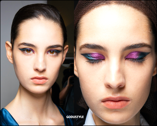 cat-eye-liner-makeup-trends-altuzarra-fashion-beauty-look2-fall-winter-2020-2021-style-details-moda-maquillaje-godustyle