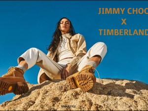 Jimmy Choo x Timberland