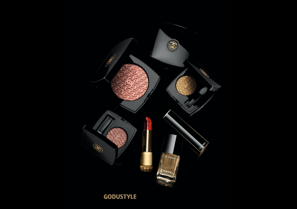 Chanel Les Châines D'Or Holiday 2020