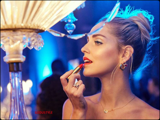 Chiara Ferragni x Lancôme Holiday 2020 | MakeUp