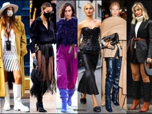 6 Tendencias Street Style Invierno 2020/2021