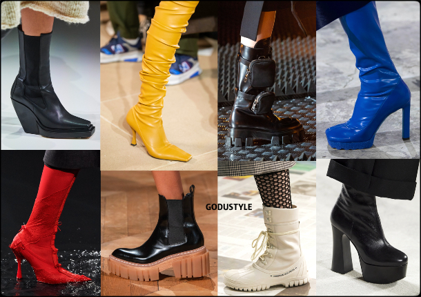 "Botines y Botas ""Must-Have"" Shopping Tendencias"