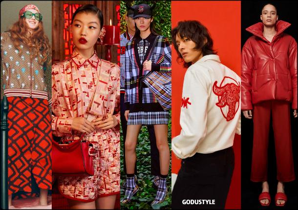 El Año Chino del Buey se viste de Moda