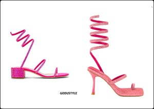 Zapatos que te calzan de Fiesta | Real vs Clon