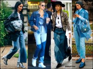 Denim de Tendencia Moda Verano 2021   Shopping