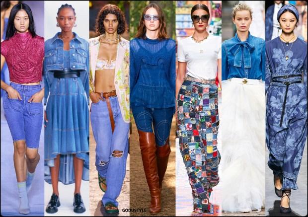Denim de Tendencia Moda Verano 2021 | Shopping