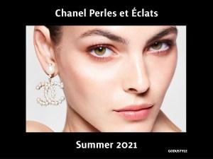 Chanel Perles et Éclats | Makeup Verano 2021